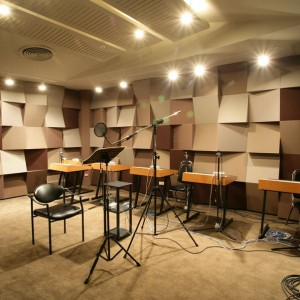 square recording studio